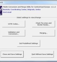 Merlin Conversion & Merge Utility Software