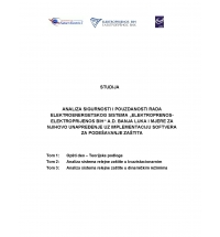 Security and Reliability Analysis for the Transmission System of Elektroprenos BiH and Measures for their Improvement