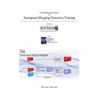 European Merging Function Testing
