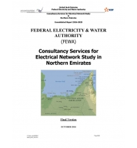 Consultancy Services for Electrical Network Study in Northern Emirates - FEWA