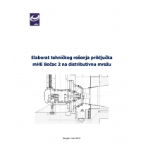Connection Study of small HPP Bočac 2 (10 MVA) to the Distribution Network of Bosnia and Herzegovina