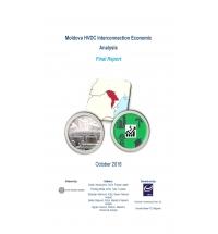 Moldova HVDC Interconnection Economic Analysis