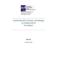 Technical Assistance to the Implementation of regional coordinated capacity calculation in Western Balkans