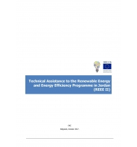 Technical Assistance to the Renewable Energy and Energy efficiency programme in Jordan – REEE II