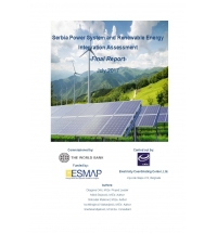 Serbia Power System Study: Power system generation, network plan and modelling (Phase 1)