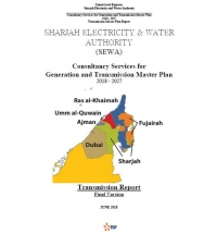 Network Studies for the Elaboration of the Generation and Transmission Master Plan for SEWA for the period 2018-2027