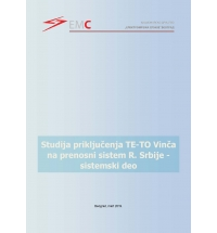 Connection Study of CHP 30MW to the Transmission Network of Serbia - CHP Vinca