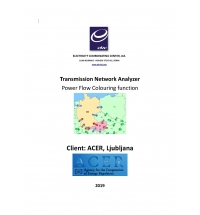 TNA 2.3 software upgrade for ACER: Power Flow Decomposition functions (PFC, FLD)