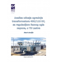 Analysis of Installation of Phase-shift Transformers 400/110 kV in TS Lastva