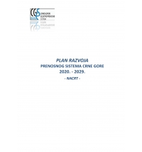 Ten Years Transmission Network Development Plan of CGES 2020 - 2029