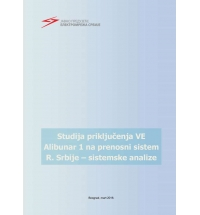Audit and revision of the Connection Study of Wind Power Plants (99MW and 75MW) to the Transmission Network of Serbia - Power System Analysis