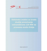 Connection Study of Wind Power Plant 120MW to the Transmission Network of Serbia