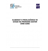 """Connection Study of Wind Power Plant """"Gvozd"""" (54.6MW) to the Transmission Network of Montenegro"""