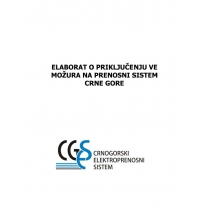 Connection Study of Wind Power Plant Mozura to the Transmission Network of Montenegro