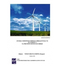 Connection Study of Wind Power Plant 102MW to the Transmission Network of Serbia – WPP Plandiste