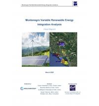 Variable Renewable Energy Integration Analysis for Montengro