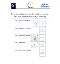 Technical Assistance to the Implementation of Cross-border Electricity Balancing in Western Balkan Six region