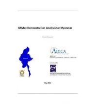 GTMax Demonstration Analysis for Myanmar