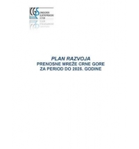 Transmission Network Development Plan of Montenegro 2015-2029