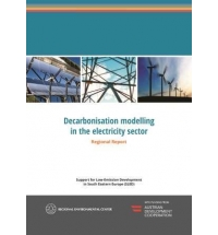 Support for Low Emission Development in South Eastern Europe (SLED project): Decarbonisation Modelling in the Electricity Sector