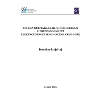 Study of Electricity Losses in Transmission Network of Montenegro