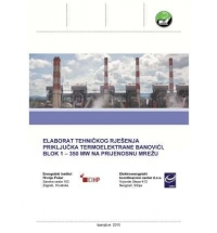 Connection Study of TPP Banović (350MW) to Transmission Network