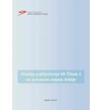 Connection Study of Wind Power Plant Čibuk 1 to the Transmission Network of Serbia