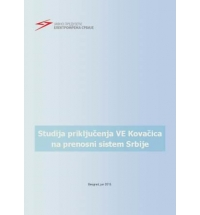 Connection Study of Wind Power Plant Kovačica to the Transmission Network of Serbia