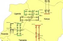 East African Regional Network Planning Model