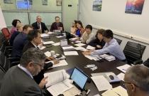 Project Strategy meeting on April 22-23, 2019 in Almaty, Kazakhstan