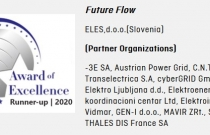 Future Flow Project Aworded ISGAN Award of Excellence Runner-up for 2020