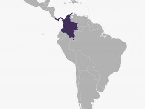 Columbia, Panama