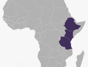 Ethiopia, Kenya, Tanzania