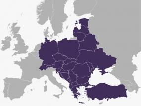 Moldova, Romania, Ukraine, Central East Europe, South East Europe